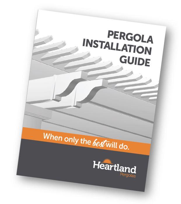 Pergola Installation Guide